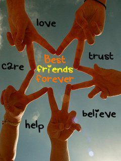 Free Friendship Quotes Wallpapers Download Best Friends Mobile Wallpaper Mobile Toones