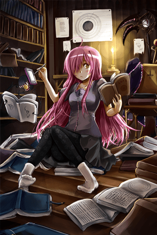 Account Wallpaper For 11 Girls Download Anime Studying In Room Iphone Wallpaper Mobile