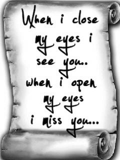 Sad Quotes Wallpaper Download Download I Miss U Mobile Wallpaper Mobile Toones