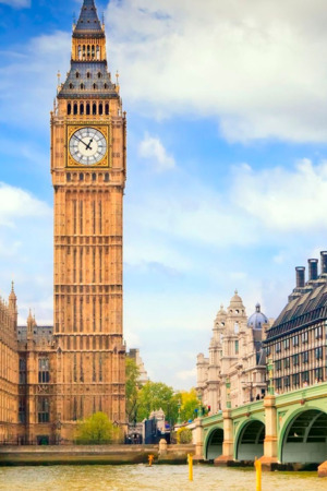 How To Make A Wallpaper For Iphone X Download London S Big Ben Clock Tower Iphone Wallpaper