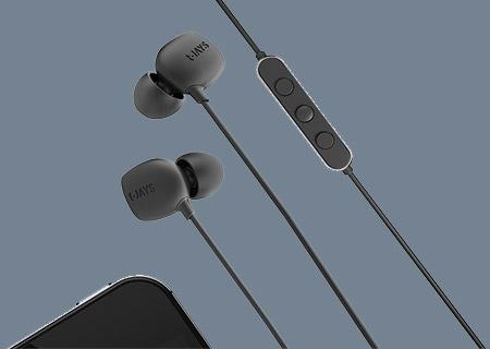 t-Jays Four earphones for iPhone built with ergonomic design - Mobiletor.com