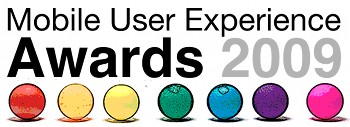 2009 MEX Mobile User Experience Awards