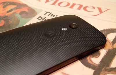 Notes on the little ol' Moto X in the age of big screen flagships