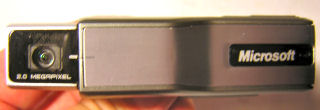 Microsoft LifeCam NX-6000 front view