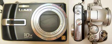 Panasonix Lumix TZ3K Digital Camera