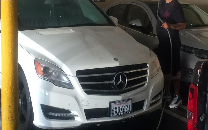 Car Wash Long Beach Testimonial