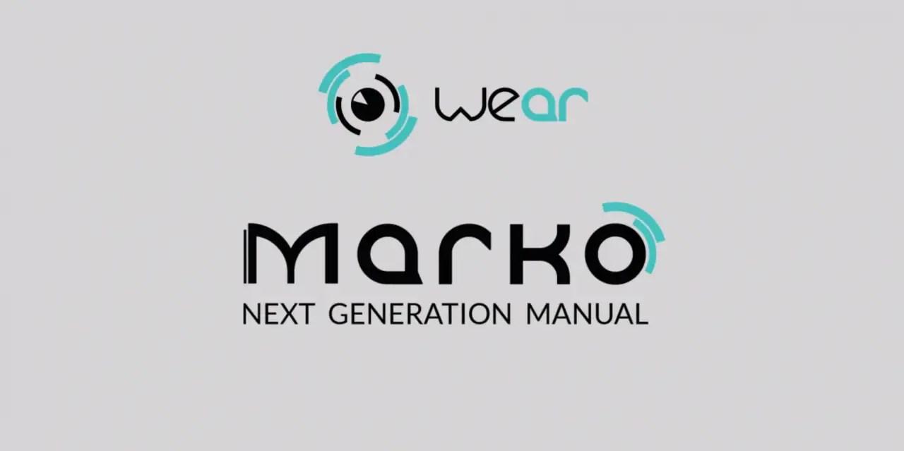 Marko porta la realtà aumentata nei manuali di istruzioni