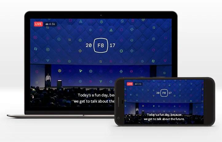 Facebook Live, arrivano i sottotitoli nelle dirette per ampliare l'accessibilità