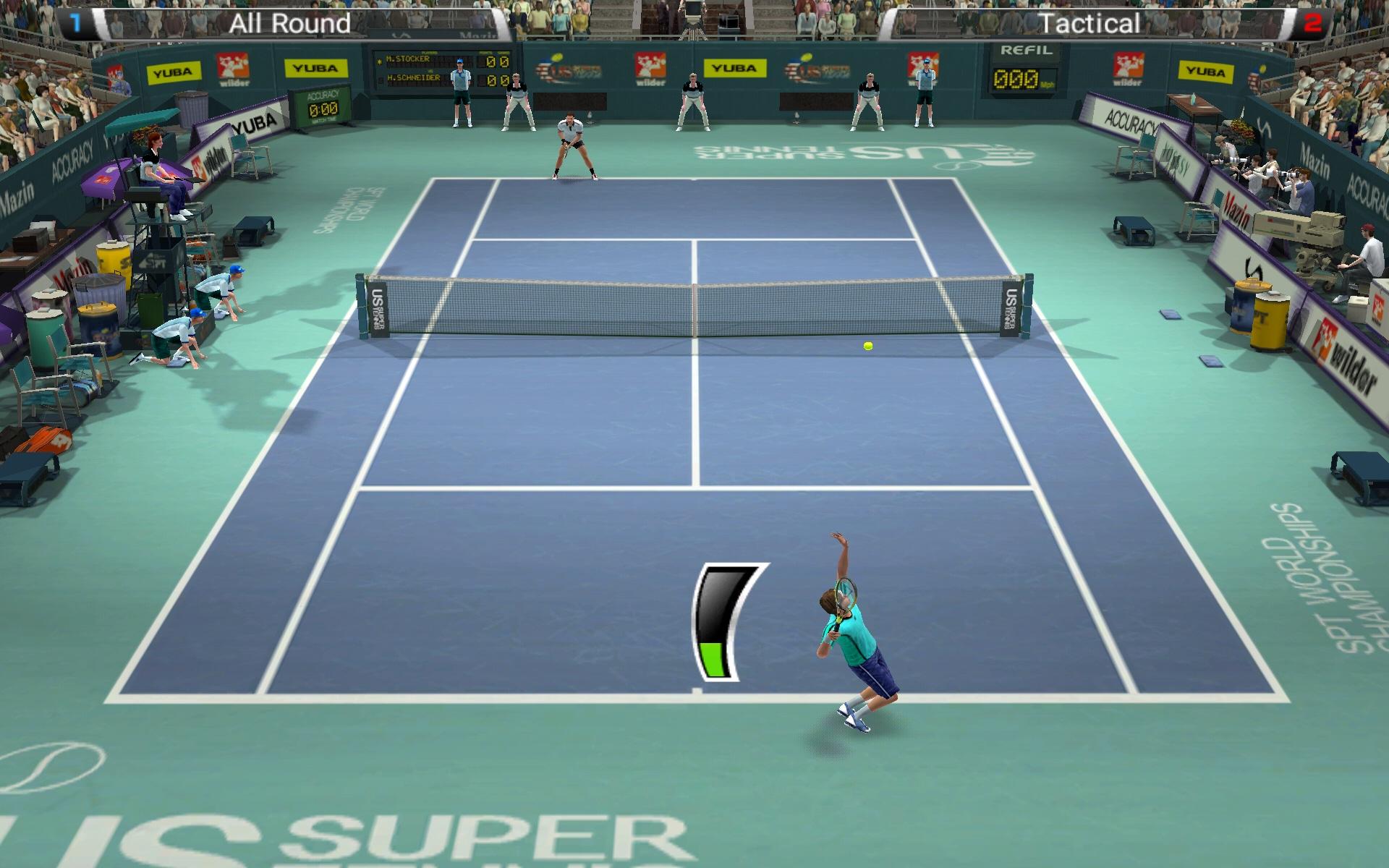 Virtua Tennis Challenge entra nel catalogo SEGA Forever