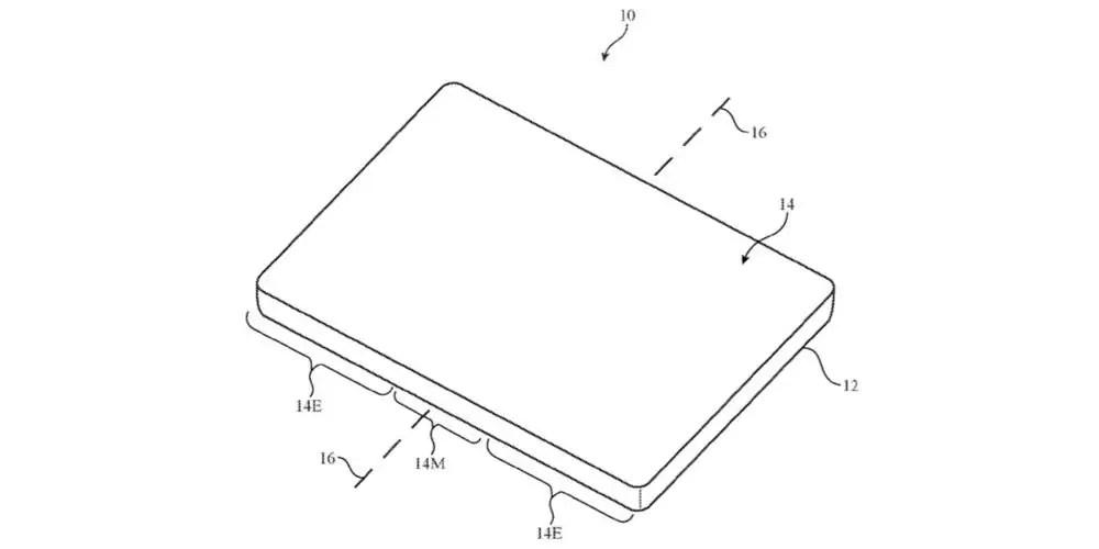 Apple ha brevettato un display pieghevole: avremo davvero