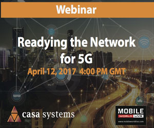 Readying The Network For 5G(Casa)