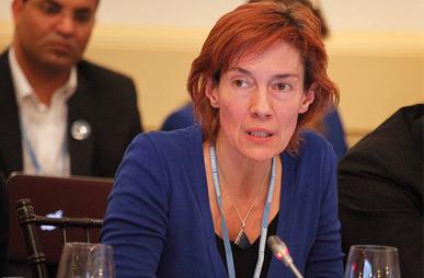 Anne Bouverot, GSMA