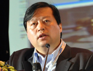 Bill Huang, general manager at the China Mobile Research Institute.