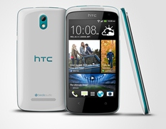 HTC confirms Euro rollout for Desire 500