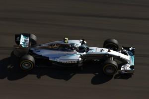 Mercedes AMG Petronas 1 Russia