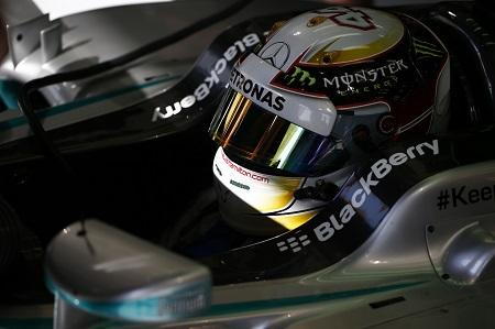 Mercedes AMG Petronas 20 BB
