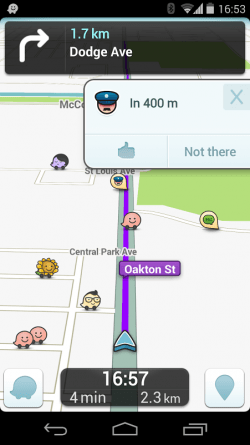New York police union wants end to Waze's cop-tracking feature
