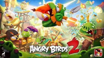 Angry Birds 2 atinge a marca dos 20 milhões de downloads em 1 semana 2
