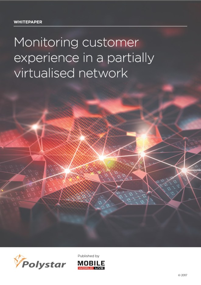 Monitoring Customer Experience in a Partially Virtualised Network