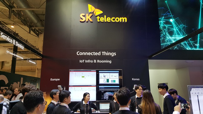 SKT optimistic on mobile after slowing rate of decline