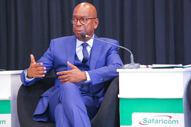 Safaricom chief extends tenure