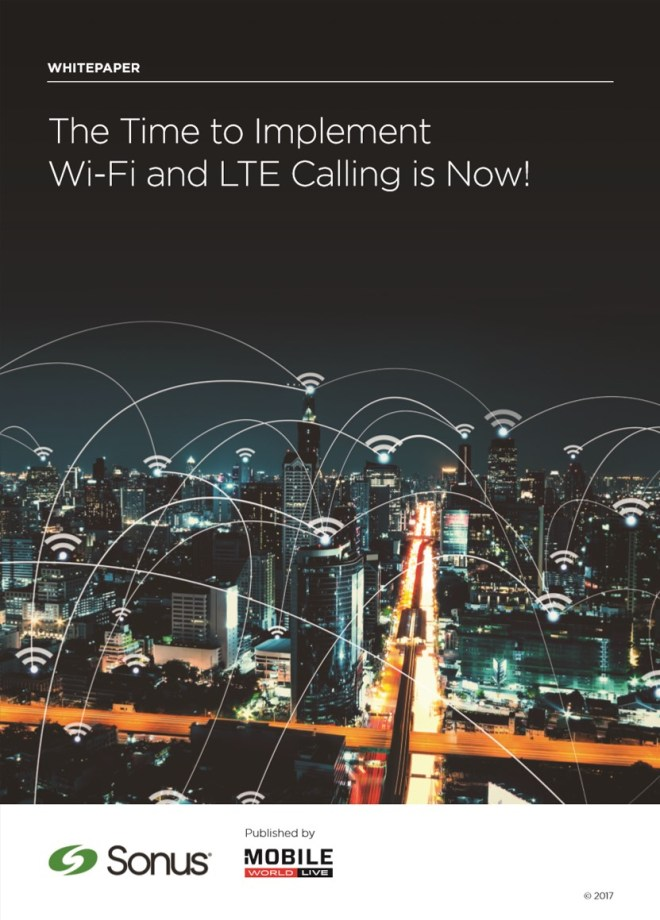 Implement Wi-Fi and LTE Calling Now