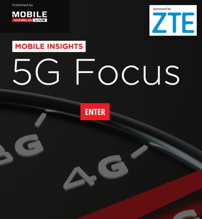 Mobile Insights 5G Focus