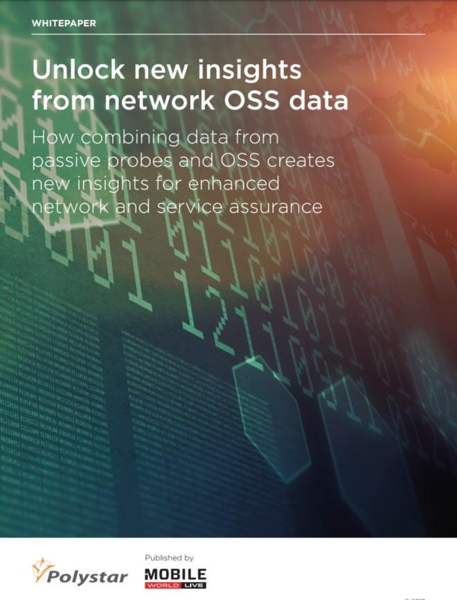Unlock New Insights From Network OSS Data