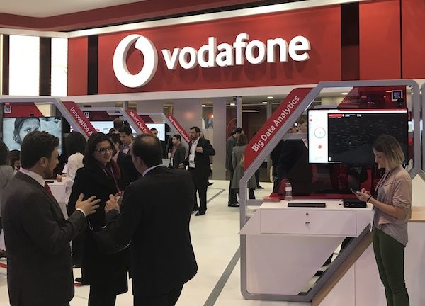 Vodafone plays down prospect of Spanish fixed sale