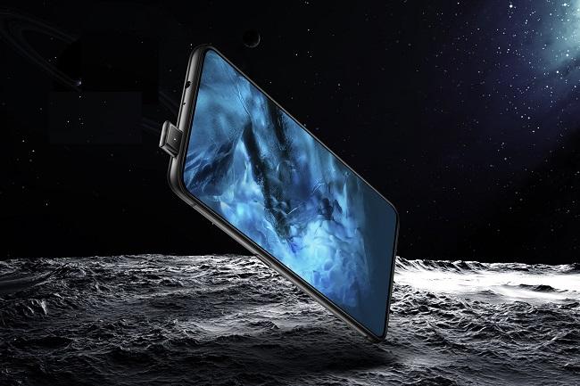 Vivo fulfills full-screen promise in Nex phone - Mobile World Live