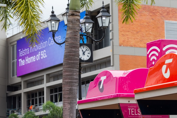 Telstra steps up 5G rollout as devices hit market