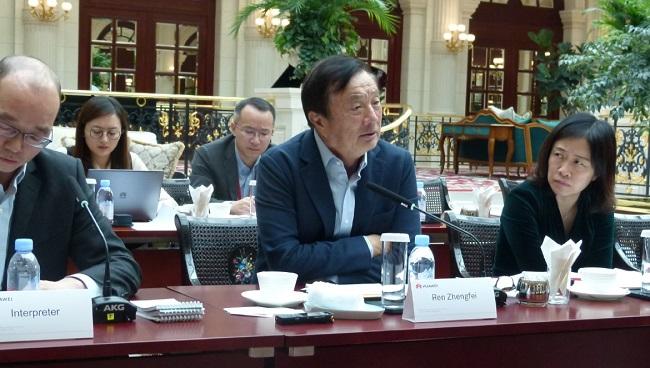 Huawei mulls radical plan to sell 5G assets