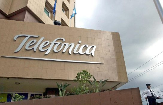 Telefonica exec supports consolidation in Spain