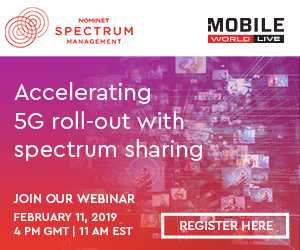 How to accelerate 5G roll-out with spectrum sharing