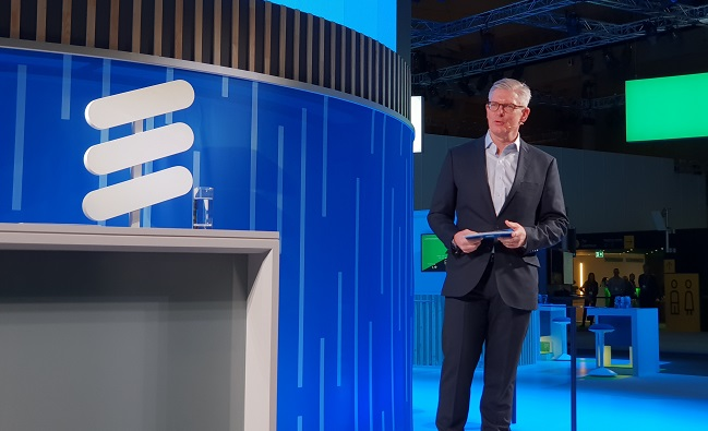 Ericsson chief takes Huawei fight to Swedish minister