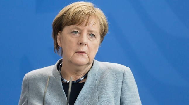 Merkel reveals Germany's key interest