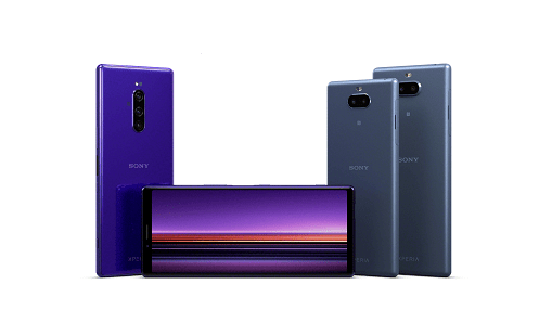 Sony reboots Xperia line with latest flagship