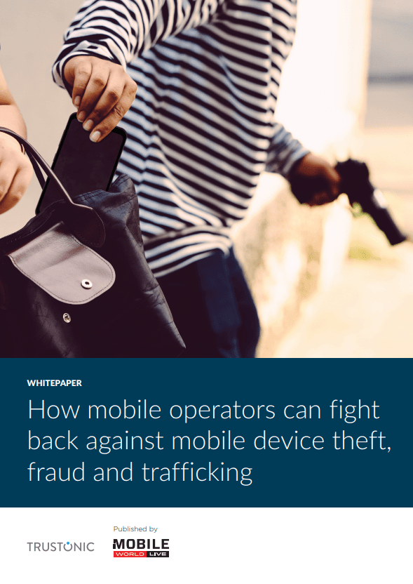 How mobile operators can fight back against mobile device theft, fraud and trafficking