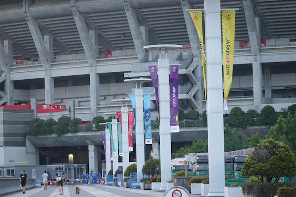 Docomo trials 5G for Rugby World Cup