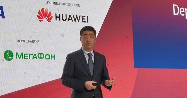 Huawei calls for action to ease 5G rollout