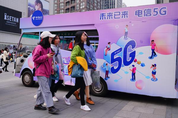 Nokia, Ericsson score China 5G deals