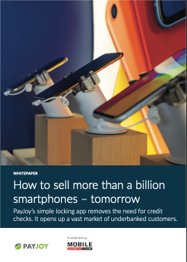 How to sell a billion smartphones - tomorrow