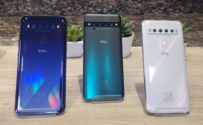TCL 10 - це найдешевший 5G телефон, який ви зможете придбати в 2020 році