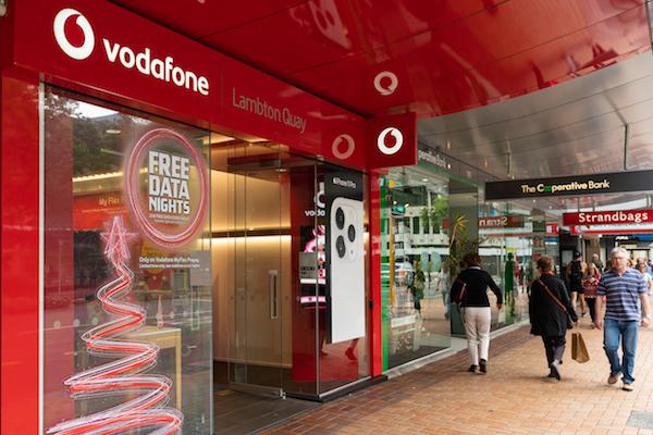Vodafone NZ opens 5G innovation centre - Mobile World Live