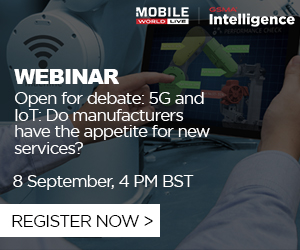 Open for debate: 5G and IoT: Do manufacturers have the appetite for new services?