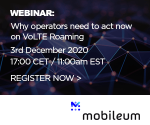 Why operators need to act now on VoLTE Roaming