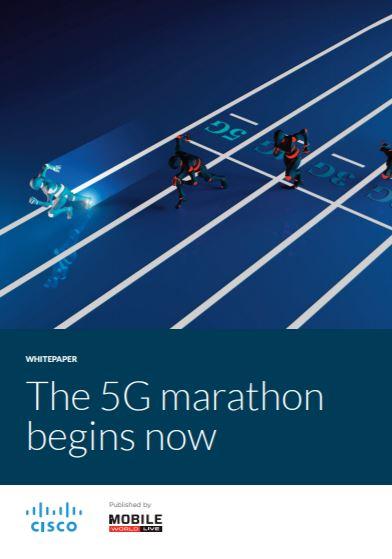 The 5G marathon begins now
