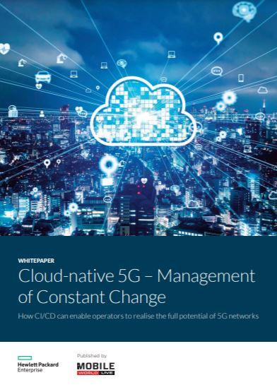 Cloud-native 5G – Management of Constant Change