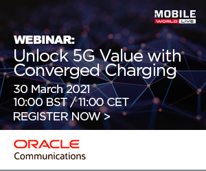 Unlock 5G Value with Converged Charging