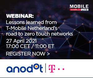 T-Mobile Netherland's Road to Zero Touch Networks